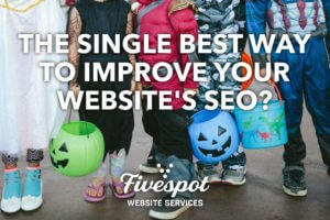 The Single Best Way to improve your website's SEO